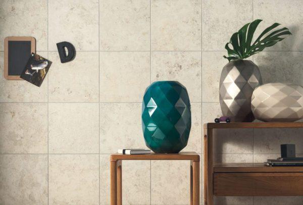 """Mineral-White 18""""x18"""" Porcelain Tile"""
