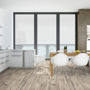 "Chalet Natural Oak 6""x36"" Porcelain Tile"