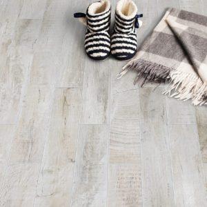 Chalet Arctic White Porcelain Tile