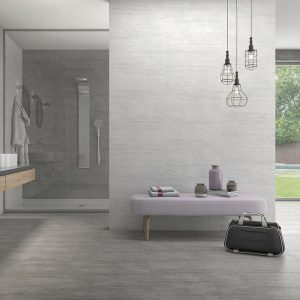 1 ATRIUM MOON Blanco 12x24 porcelain floor wall tile QDI Surfaces product room scene 800x800 1