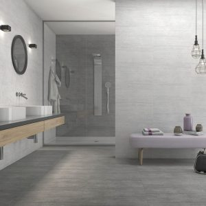 1 ATRIUM MOON Marengo 12x24 porcelain floor wall tile QDI Surfaces product room scene 800x800 1