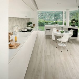 1 ALLWOOD Abete 6.5x40 porcelain floor wall tile QDI Surfaces product room scene 800x800 1