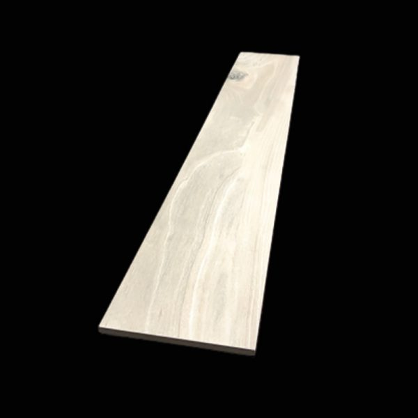 1 ALLWOOD Acero 6.5x40 porcelain floor wall tile QDI Surfaces product angle 800x800 1