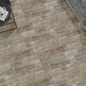 1 ANTIQUE WOOD Oxide 6x24 porcelain floor wall tile QDI Surfaces product room scene 800x800 1