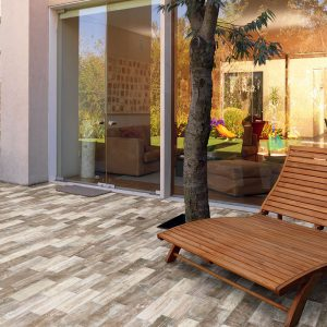 1 ABITARE Chalet 4x16 porcelain floor wall tile QDI Surfaces product room scene 800x800 1