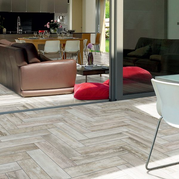 1 ABITARE Maso 4x16 porcelain floor wall tile QDI Surfaces product room scene 800x800 1