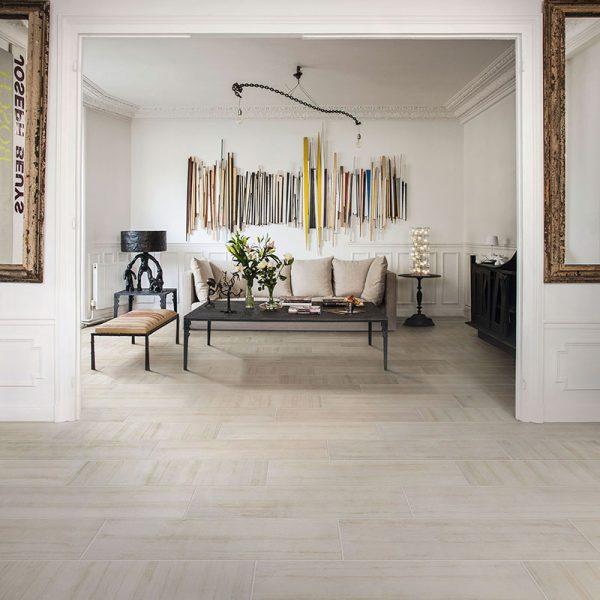 1 BELLE HARBOR Beachfront 18x36 porcelain floor wall tile QDI Surfaces product room scene 800x800 1