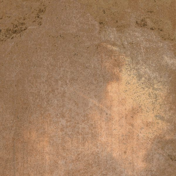 3 AEGEAN MAGMA Copper 18x18 porcelain floor wall tile QDI Surfaces product close up 800x800 1
