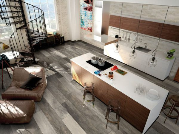 Bridge Ash Porcelain Tile