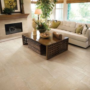 Eternal Limestone Bianco Porcelain Tile