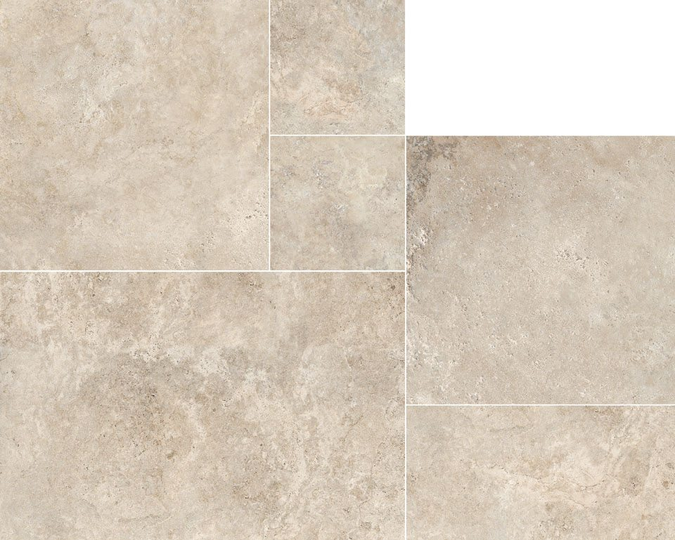 Roma Celio Versailles French Pattern Porcelain Tile