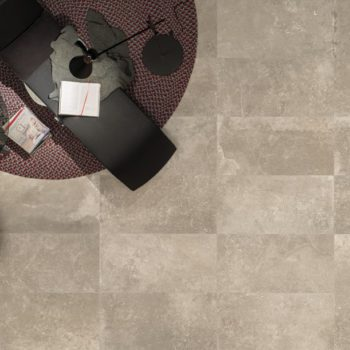The Rock Taupe Porcelain Tile