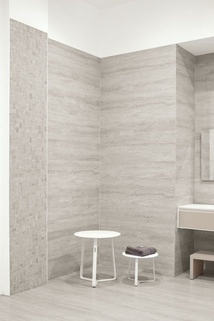 Travertini Grigio 18 Quot X36 Quot Porcelain Floor Amp Wall Tile