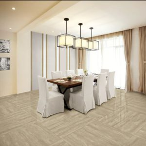 Travertini Nocechiaro Porcelain Tile