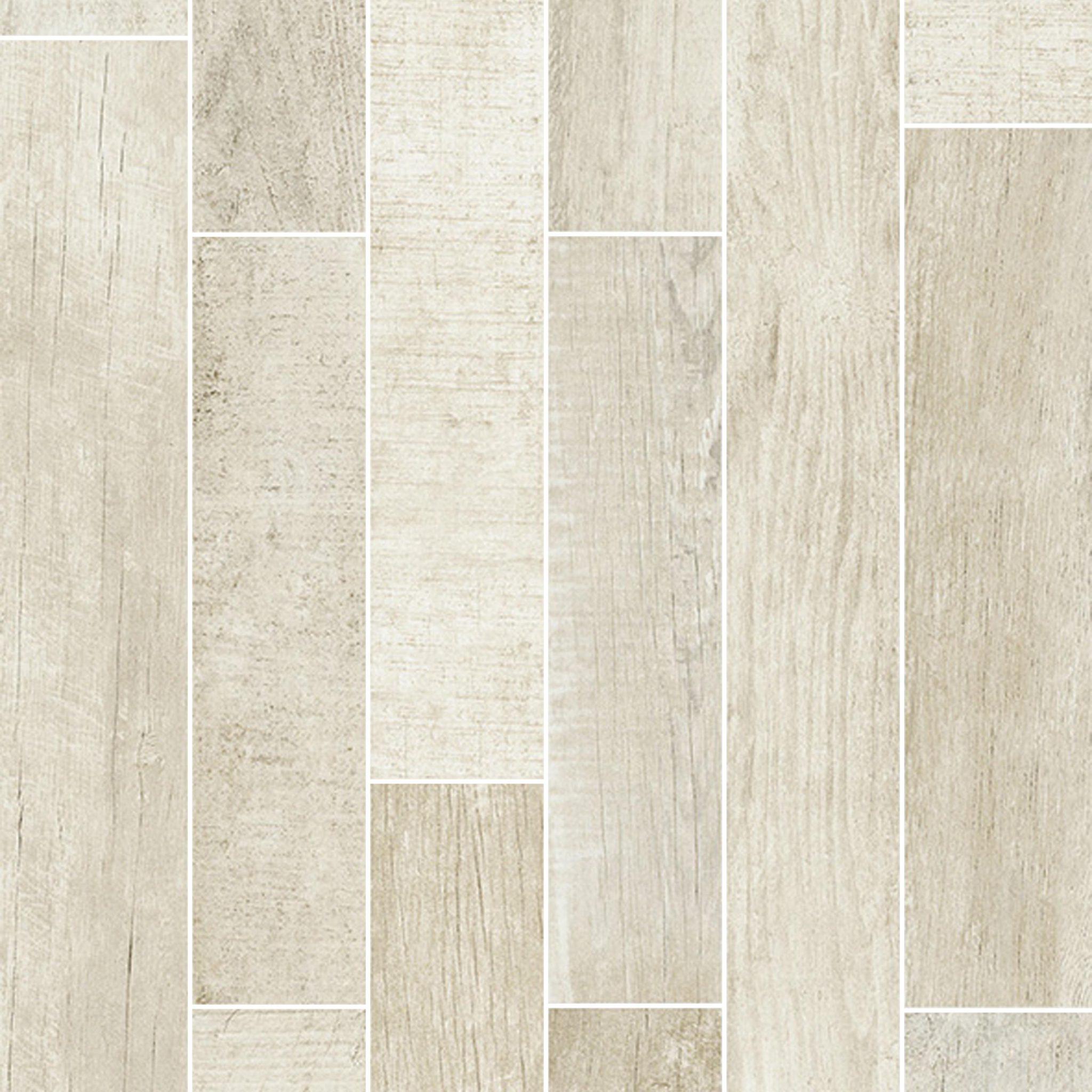 Bridge Snow 8 Quot X48 Quot Glazed Porcelain Floor Amp Wall Tile