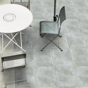 Citywalk Steel Porcelain Tile