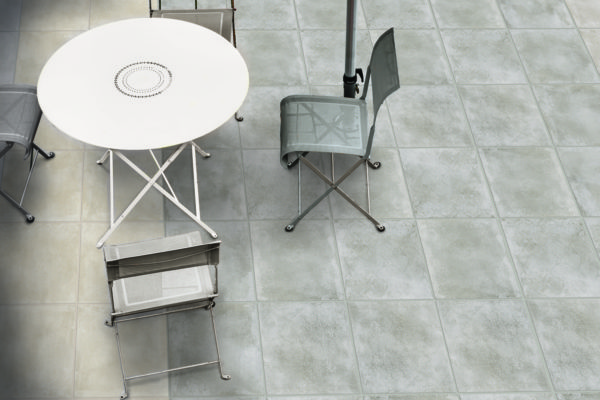 Citywalk Steel Porcelain Tile
