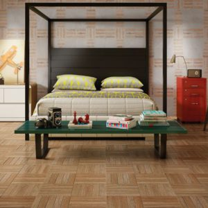 Deco Tile Parquet Amendoa Porcelain Tile