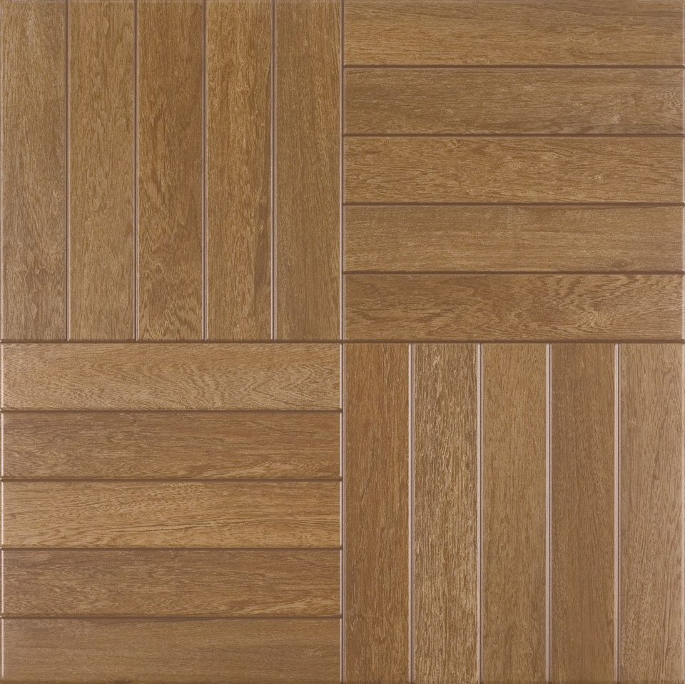 Parquet Amendoa 24 Quot X 24 Quot Deco Porcelain Tile Qdisurfaces