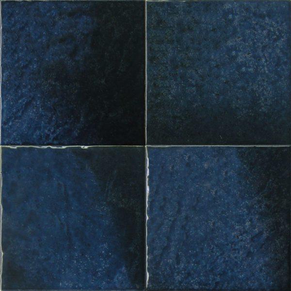 Seabreeze Midnight Blue Porcelain Pool Tile