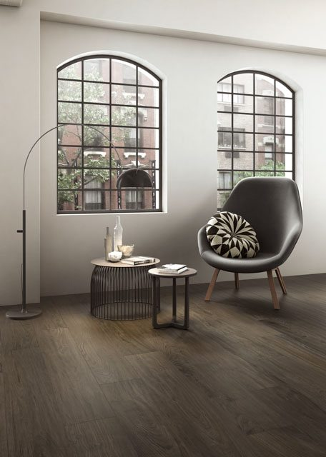 Le Tavole Wenge 8x48 Porcelain Floor Wall Tile Qdi Surfaces