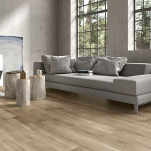 "EXTRAWOOD Oak 8""x48"" Glazed Porcelain Floor & Wall Tile"