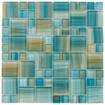Glass Mosaic tile Brio Tessera