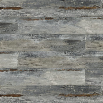 "MAMAWOOD Old Grey 8""x48"" Glazed Porcelain Floor & Wall Tile"