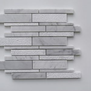 CARRARA MARBLE:CAR-DECO STRIPS/VARIOUS