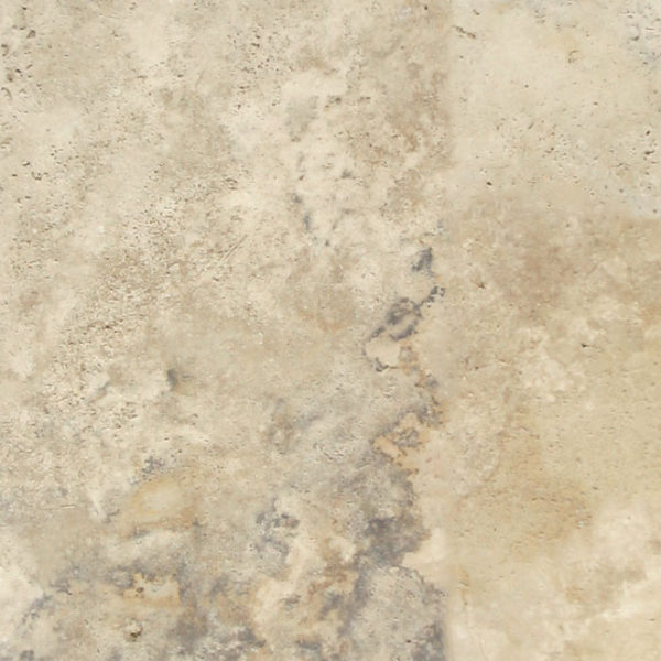 Ancient Castle Travertine Tile Natural Stone Tan Brown Beige Cream QDIsurfaces