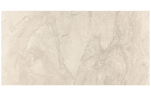 "ATLANTIS BEYAZ 48""x96"" Glazed Rectified Matte Porcelain Slab"