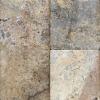 Fantastico 12x12 Travertine Tumbled Tile