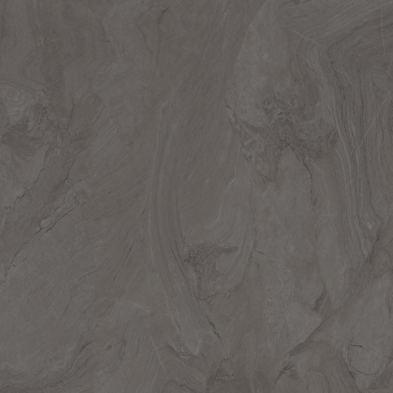 "ATLANTIS ANTHRACITE 48""x96"" Glazed Rectified Polished Porcelain Slab"
