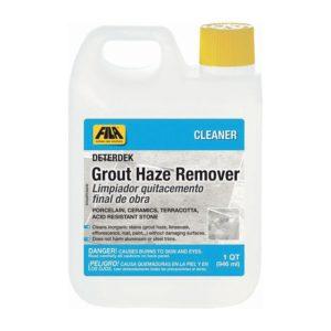 DETERDEK Grout Haze Remover
