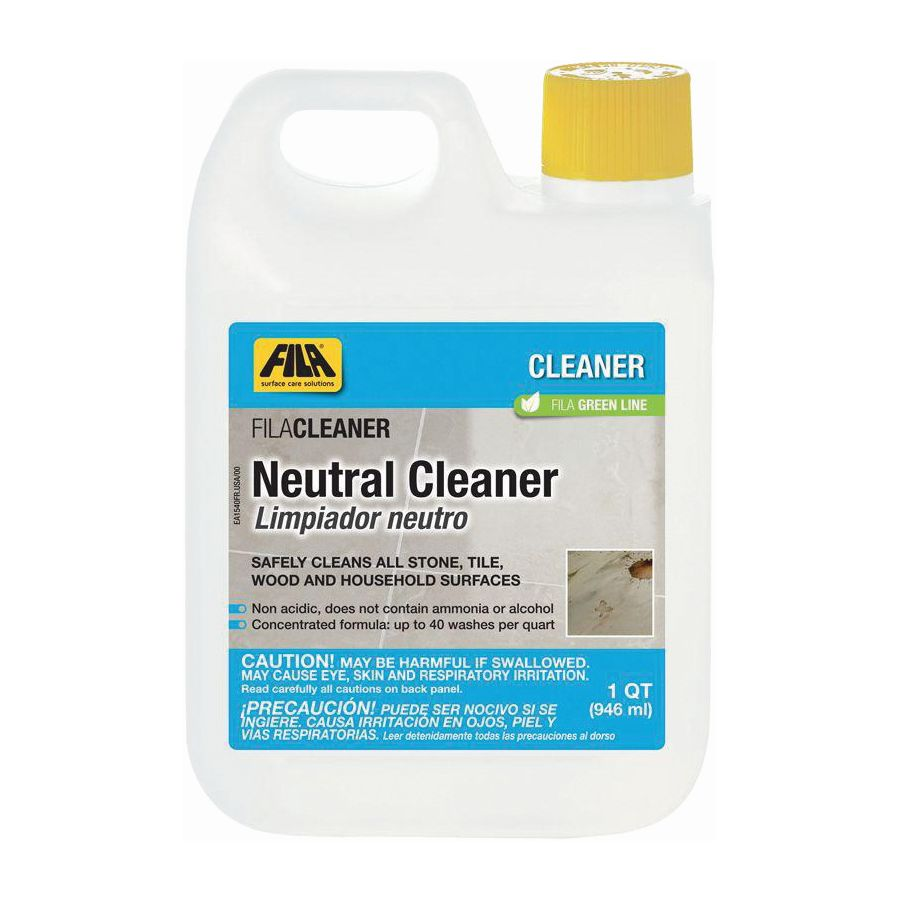 Fila cleaner neutral cleaner qdisurfaces for Fila cleaner