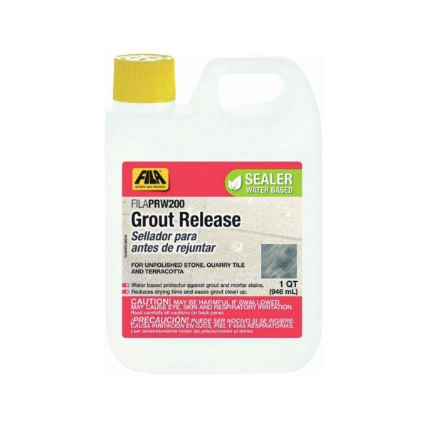 FILA PRW200 Grout release