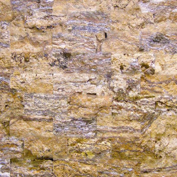 Alpine Travertine Mosaic Tile Tan Brown Beige Cream Gray Indoor Floor Wall Backsplash Countertop Tub Shower Vanity QDIsurfaces
