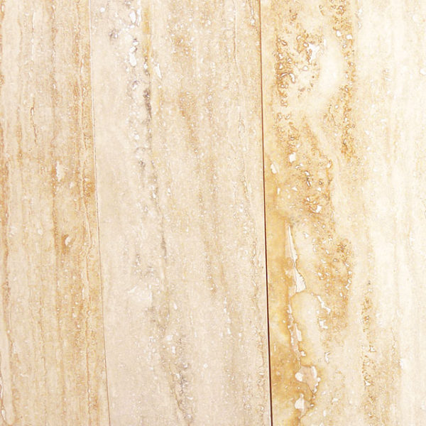 Ancient Castle Travertine Plank Floor Tile 6x32 Honed 4 Tan Brown Beige Cream Indoor Floor Wall Backsplash Countertop Tub QDI