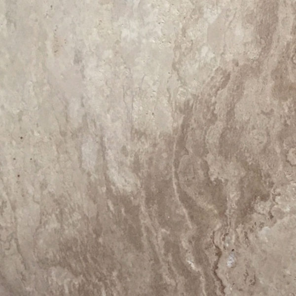 Ancient Castle Travertine Slab 9x6 Unfilled Honed 2 Tan Brown Beige Cream Indoor Outdoor QDISurfaces