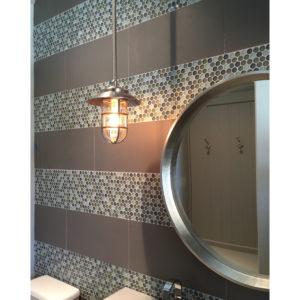 Azul Fantasy Limestone Tile 12x24 Honed 3 Blue Gray Indoor Floor Wall Backsplash Tub Shower Vanity QDIsurfaces