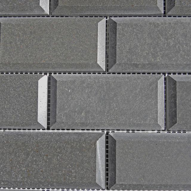 Black Basalt Mosaic Tile Qdi Surfaces