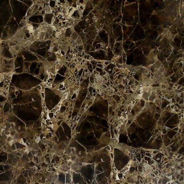 Dark Emprador Marble Tile 12x12 Polished 2 Brown Tan Indoor Floor Wall Backsplash Tub Shower Vanity QDIsurfaces