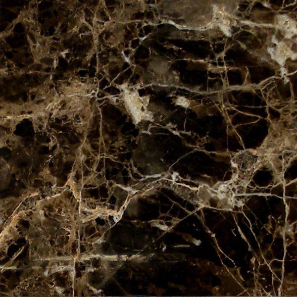 Dark Emprador Marble Tile 12x12 Polished Brown Tan Indoor Floor Wall Backsplash Tub Shower Vanity QDIsurfaces