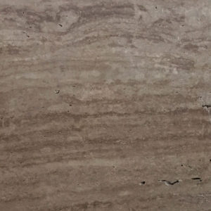 English Walnut Vein Cut Travertine Slab Tan Brown Beige Cream Indoor Outdoor QDISurfaces