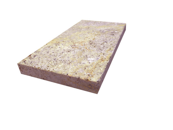 Fantastico Classic Travertine Paver 12x24 5cm Brushed 2 Beige Cream Tan Brown White Gray Outdoor Floor Wall Pool Patio Backyard Tub