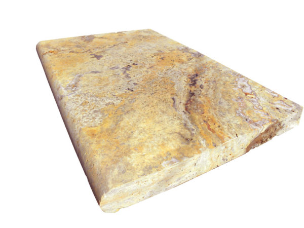 Fantastico Classic Travertine Pool Coping 16x24 5cm 2 Beige Cream Tan Brown White Gray Outdoor Floor Pool Patio Backyard