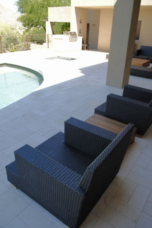 Freska Limestone Paver 6x12 Tumbled 2 White Gray Outdoor Floor Wall Pool Patio Backyard QDIsurfaces
