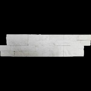 Freska Limestone Split Face Tile 2-Size 6x24 Pattern Gray White Indoor Floor Wall Backsplash Countertop Tub Shower Vanity QDIsurfaces