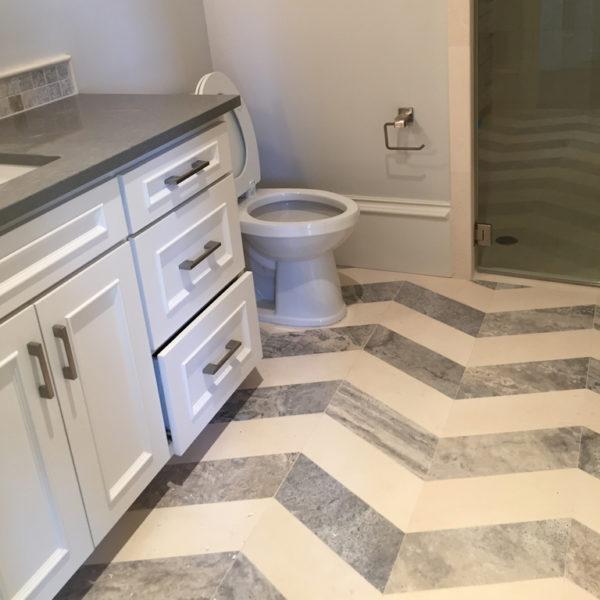 Freska Limestone Tile Custom Cut White Gray Indoor Floor Wall Backsplash Tub Shower Vanity QDIsurfaces