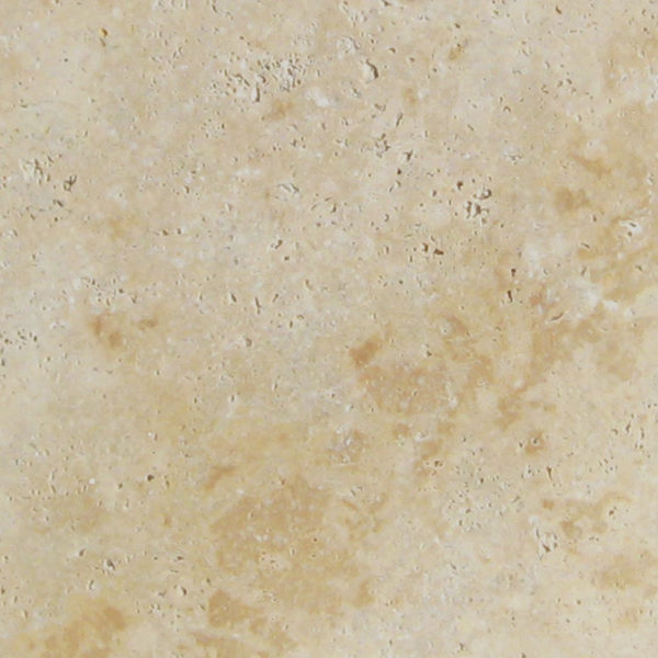 Ivory Beige Travertine Tile 18x18 Unfilled Honed Tan Brown Beige Cream Indoor Wall Backsplash Countertop Tub Shower Vanity QDIsurfaces